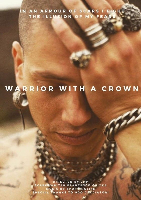 Warrior with a Crown