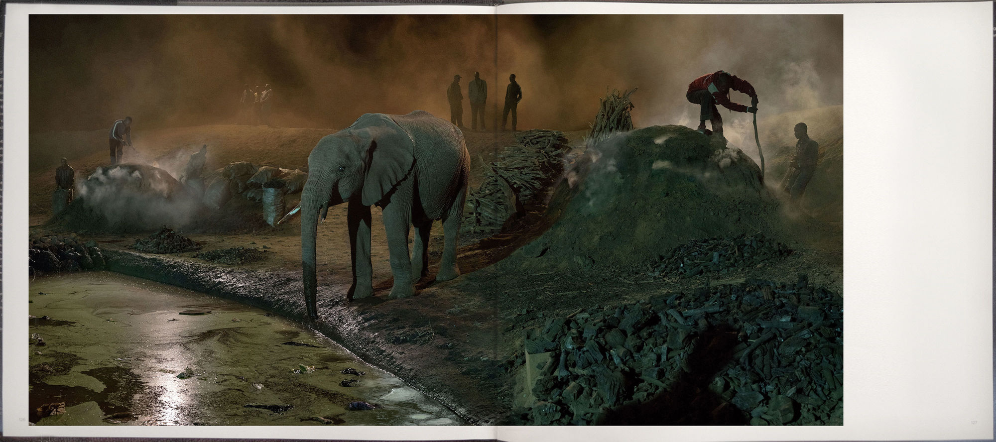 NICK BRANDT 'THIS EMPTY WORLD' (Thames & Hudson)