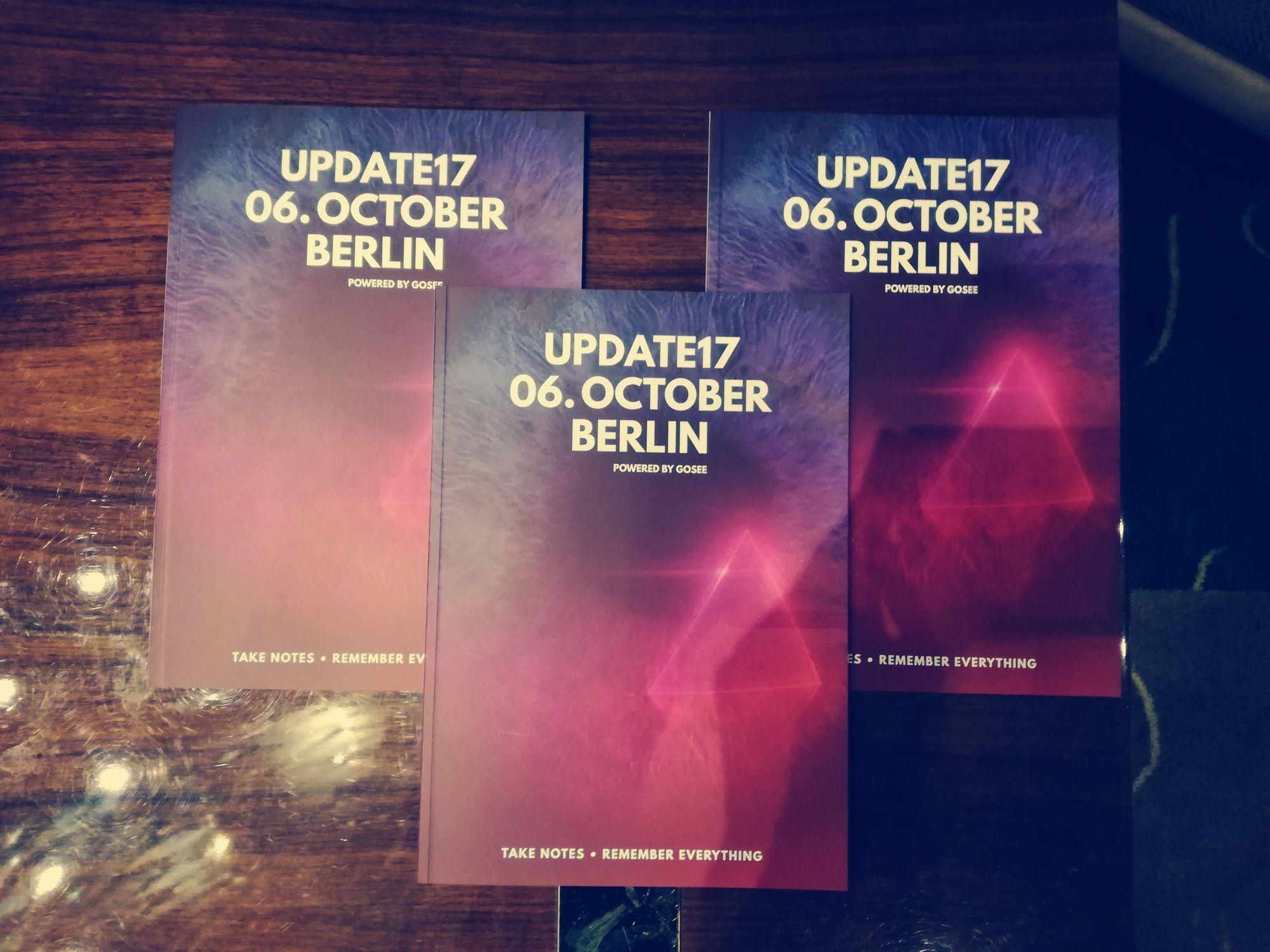 UPDATE17 BERLIN