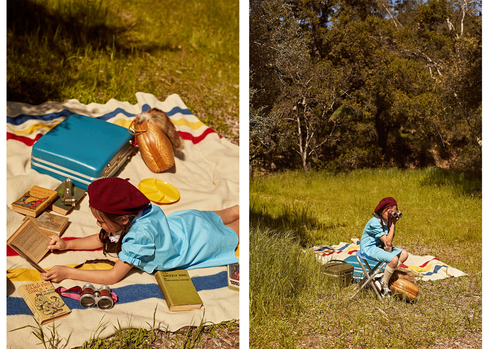 ALYSSA PIZER MANAGEMENT: Moonrise Kingdom By Kate Moore