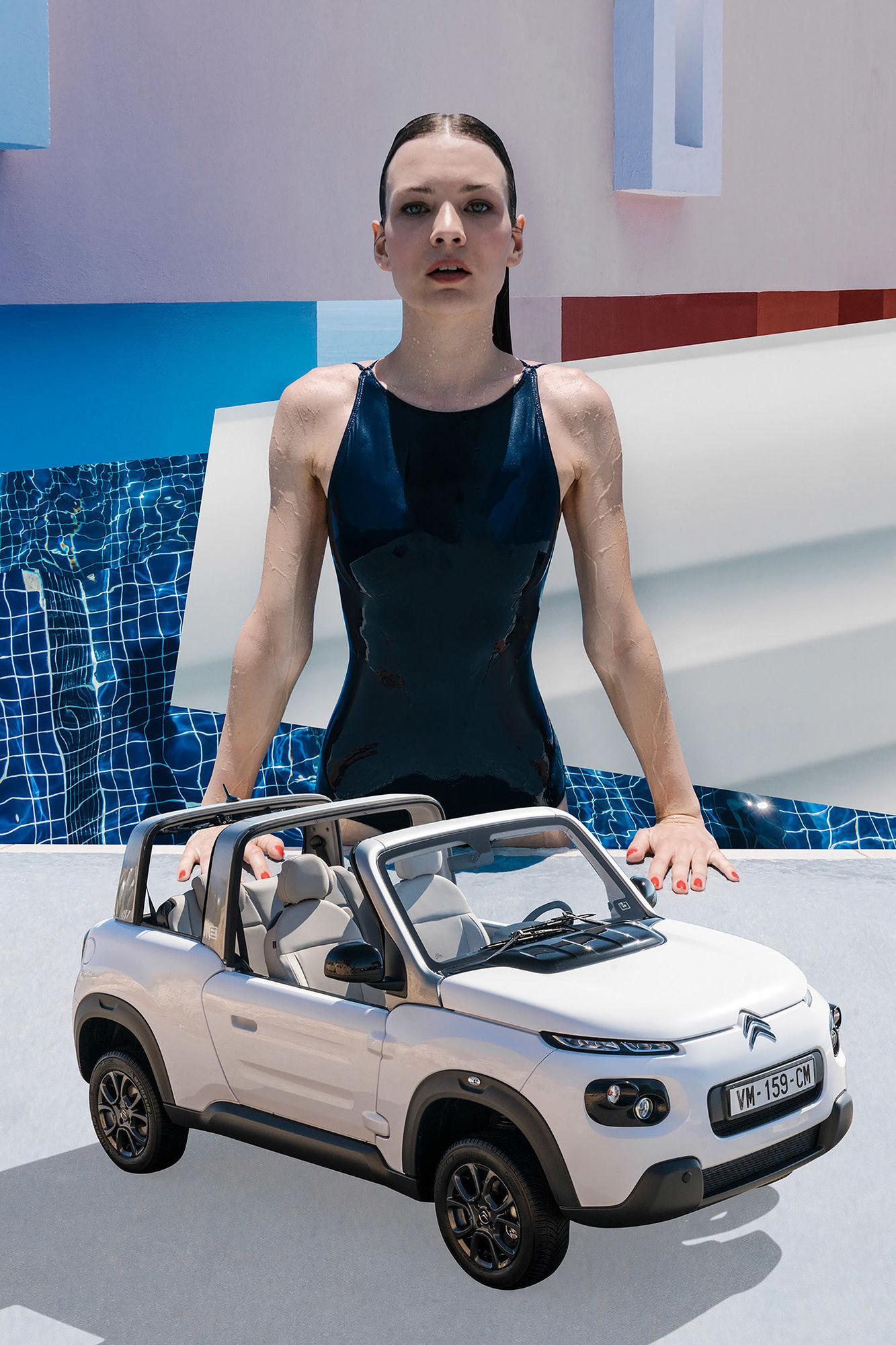 NEW Citroën E-Mehari by MAISON VIGNAUX REPRESENTED BY CONTIART
