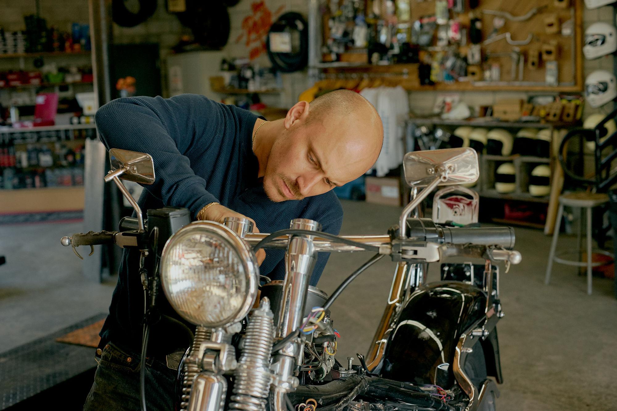 Ruben Riermeier, DIY Garage, personal work