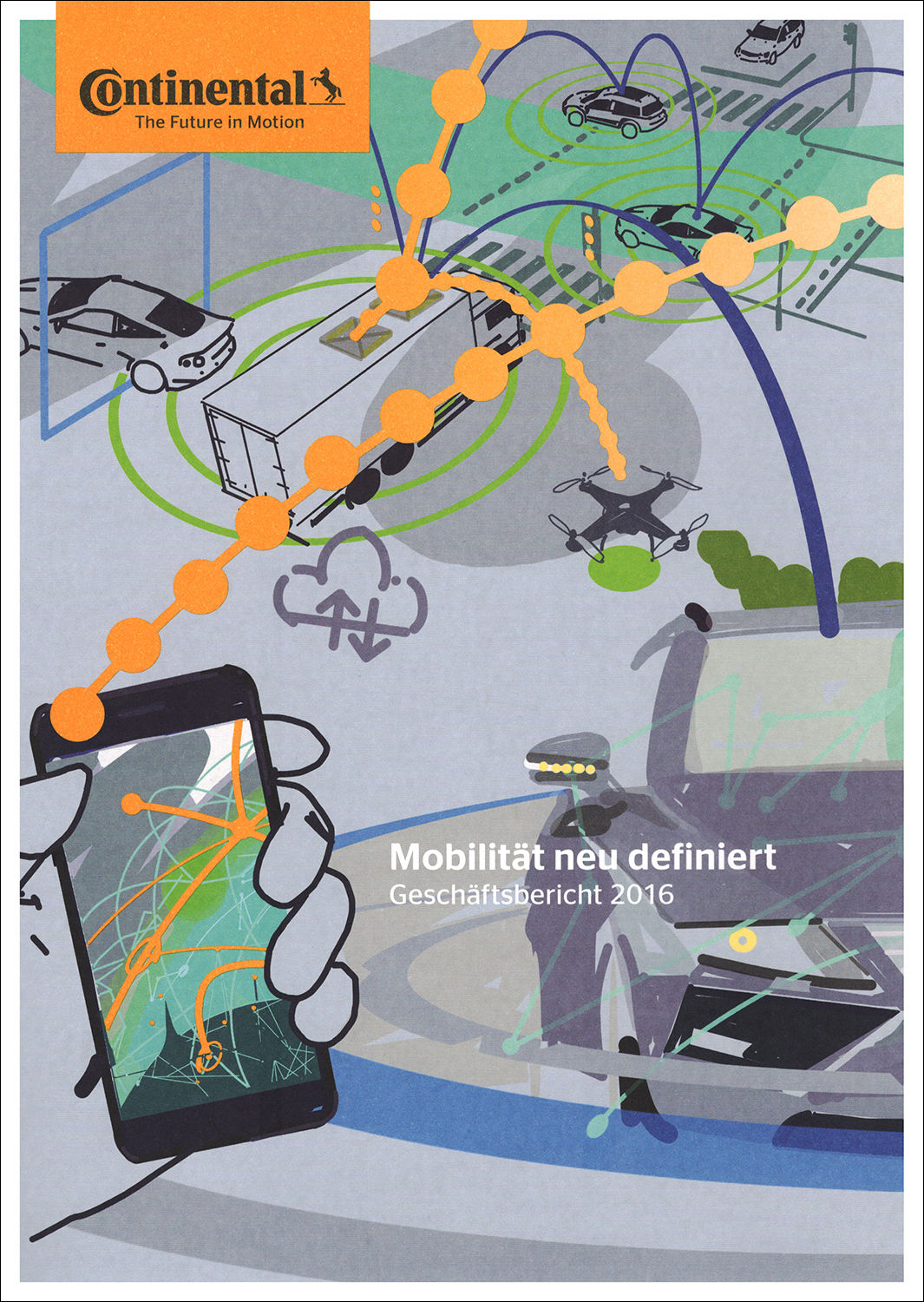 Toby NEILAN c/o 2AGENTEN for CONTINENTAL, ANNUAL REPORT