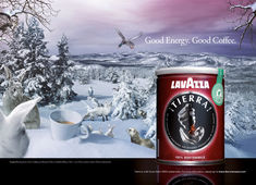 PAM : Joan GARRIGOSA for LAVAZZA