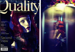 BIGOUDI : Heiko PALACH for QUALITY MAGAZINE