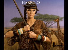 ARTISTS & CO : Carlos LUMIERE for HARRODS