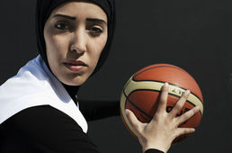 HEY'YA : Arab Women in Sport by Brigitte Lacombe