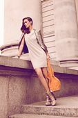 MUNICH MODELS : Honey Davis-WILKINSON for NET-A-PORTER