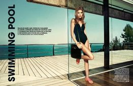 MUNICH MODELS : Ana Beatriz BARROS for MARIE CLAIRE SPAIN