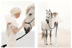 CLOSE UP AGENCY : Diana GALANTE for EQUISTYLE MAGAZINE