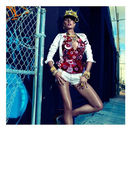 MUNICH MODELS : Constance JABLONSKI for NUMERO