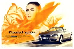 NINA KLEIN: SASCHA Gaugel for AUDI MAGAZINE