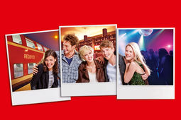 BRODYBOOKINGS : CHRISTINE & PATRICK for DEUTSCHE BAHN