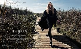 REDFISHBLACK For GENLUX Magazine