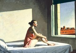 Edward Hopper, Morning Sun, 1952