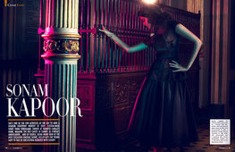 ANIMA CREATIVE MANAGEMENT : Norbert KNIAT for HELLO MAGAZINE INDIA