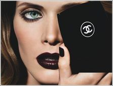 MUNICH MODELS : MALGOSIA Bela for CHANEL Noirs Obscurs