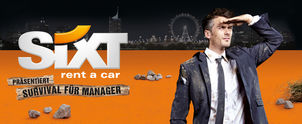 ARTISTS & CO : MAIWOLF for SIXT