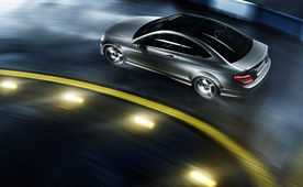 KLEIN PHOTOGRAPHEN : Emir HAVERIC for MERCEDES BENZ C COUPÉ SPORT