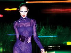 MUNICH MODELS : Candice SWANEPOEL for TOM FORD