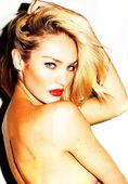 MUNICH MODELS : Candice SWANEPOEL for GQ UK