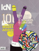 IDN MAGAZINE : The 100th Issue - 10 DESIGNERS, 10 CURATORS