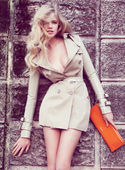MUNICH MODELS : VALERIE van der Graaf for AVANTGARDE