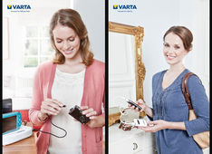 ARTISTS & CO. : MAIWOLF for VARTA
