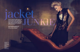 ANIMA CREATIVE MANAGEMENT : Norbert KNIAT & Tania TRAVERS for VERVE MAGAZINE INDIA