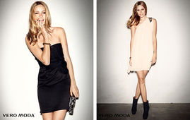 CLOSE UP AGENCY : Sidsel Marie BOG for VERO MODA