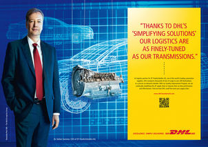 TAKE AGENCY : Alexander BABIC for DHL