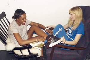 TAKE AGENCY : Lars BORGES for ADIDAS ORIGINALS