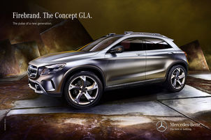 KLEIN PHOTOGRAPHEN : Emir HAVERIC for MERCEDES-BENZ GLA