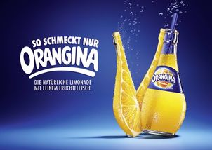 PAM : Christian LOHFINK for ORANGINA