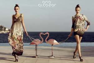 ARTISTS & CO : Sacha HOECHSTETTER for ANA ALCAZAR