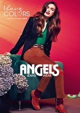 FASHION COMMUNICATIONS for ANGELS JEANSWEAR