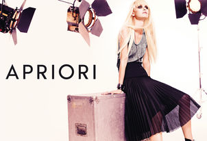 FASHION COMMUNICATIONS for APRIORI SS 2013