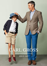 FASHION COMMUNICATIONS for CARL GROSS