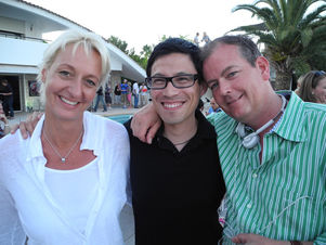 CANNES 2011 : E+P COMMERCIAL Anke, Uli & Peter