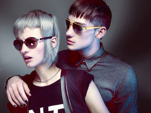 PAM : Florian GRILL for EYEWEAR MAGAZINE