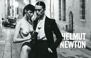 HELMUT NEWTON RETROSPECTIVE AT LE GRAND PALAIS – PARIS