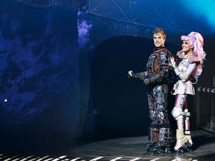 MARKUS MEUTHEN for STARLIGHT EXPRESS