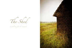 IAN BLASSHOFER : THE SHED - A PETROLSTORY FROM THE COUNTRYSIDE