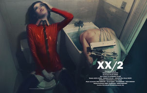 JIMON MAGAZINE : XX/2 by AN LE