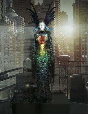 METMUSEUM : The Mutant Body - Thierry Mugler