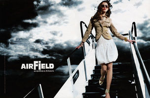 BIGOUDI : BARBARA Braeunlich for AIRFIELD