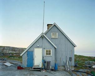 ALFRED-ERHARDT-STIFTUNG : Olaf Otto BECKER *northbound – Greenland 2003-2006*579 Oquaatsut, 69° 20' 32'' N, 51° 00' 15'' W,  Juli 2003