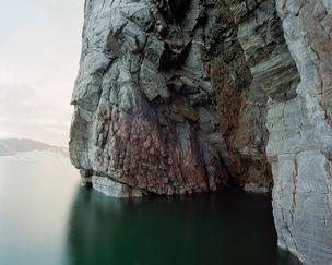 ALFRED-ERHARDT-STIFTUNG : Olaf Otto BECKER *northbound – Greenland 2003-2006* Talerua, 70° 31' 36'' N, 51° 40' 49'' W,  Juli 2005
