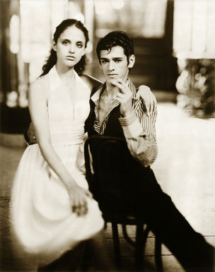 ESTHER HAASE *Ana & Juan. A Dancers Portrait*, Ideal, Buenos Aires, May 2008