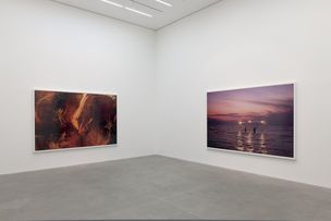 "Ryan McGinley ""Wandering Comma"", Alison Jacques Gallery"